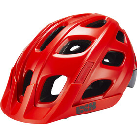 IXS Trail XC Fietshelm, fluor red